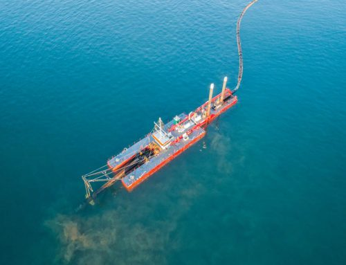 Onslow Marine Support Base – Dredge Monitoring